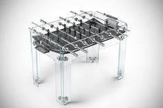 Teckell® - Luxury designer football table advised by WorldGuide - Home Sweet Home - Products & Gifts