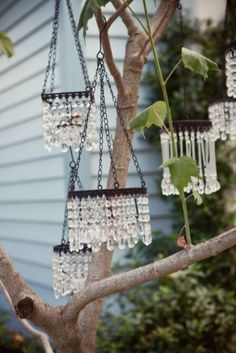 Crystal Wind Chimes