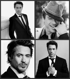 Robert Downey Jr. #celebrities #actors #hotties #hotguys