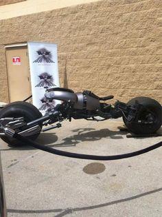 Bat-cycle