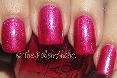 The PolishAholic: OPI Nice Stems! Summer 2011 Swatches