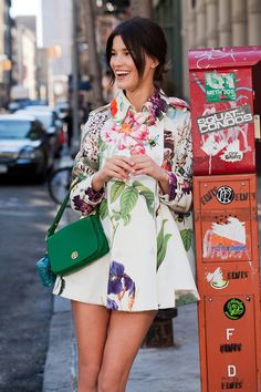 5 Days, 5 Looks, 1 Girl: Hanneli Mustaparta - Vogue Daily - Vogue