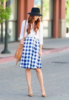 Lucky's Favorite Looks Of The Week: Six Skirts To Add To Your Summer Wardrobe