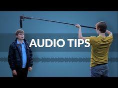 Filmmaking tips for better audio