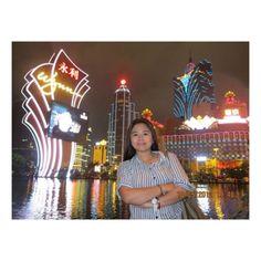 When in Macau