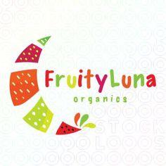 #Luna #Fruits logo