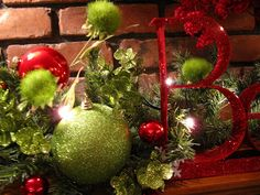 Sew Many Ways...: Christmas Home Tour 2010...