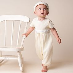 Baby Boy Jumpsuit - Luke Collection | Cute Designer Clothing for Babies