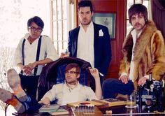 """Saint Motel is an American indie rock band from Los Angeles, whose music has been described as everything from """"dream pop"""" to """"indie prog"""" - Genre: Indie rock, alternative rock, indie pop, dream pop, TropiCali"""