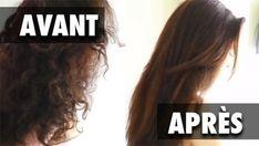 Voilà une technique parfaite qui vous permet d'obtenir des cheveux lisses sans avoir besoin de fer à lisser ni chaleur. Découvrez dans la vidéo! http://www.dailymotion.com/video/x24a7qi#user_search=1 source@ohmymag.com…