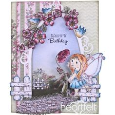 Heartfelt Creations - Fairy Gateway Project