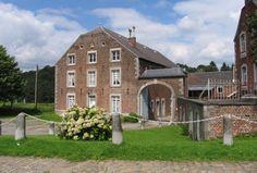 Entree Château Cortils