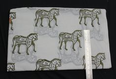 Shop for fabric on Etsy, the place to express your creativity through the buying and selling of handmade and vintage goods. Horse Print, Dyes, Jaipur, Printing On Fabric, Cotton Fabric, Moose Art, Yard, India, Printed