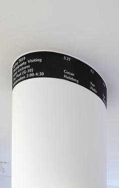 Wayfinding Signage, Signage Design, Navigation Design, Sign System, Exhibition, Environmental Design, Type Setting, Graphic Design Inspiration, Olympia