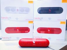 Try out the Beats Pill @ Switch Gurney Plaza! Also available on the online store with free shipping for RM790!