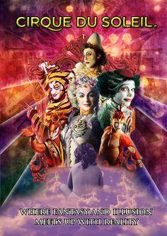 Cirque Du Soleil :)