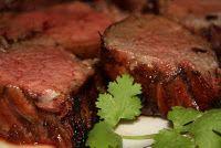 Bourbon Beef Tenderl