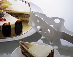 cake cutter and server!