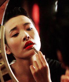 Joan Chen as Josie Packard in Twin Peaks