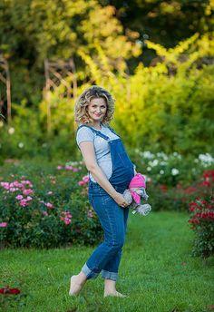 беременных на природе фото