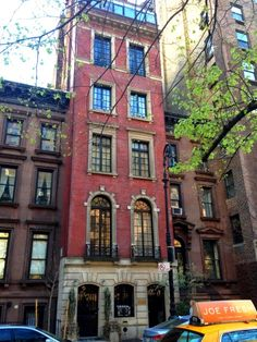Daytonian in Manhattan: The 1916 Adele Kneeland House -- No. 154 East 71st Street