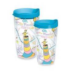 Tervis® Dr. Seuss Oh! The Places You'll Go Wrap Tumbler with Lid - BedBathandBeyond.com