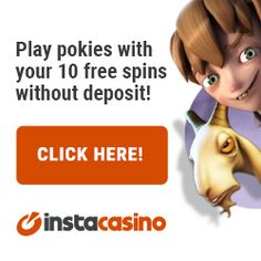InstaCasino is a fairly new brand that offer a huge variety of online pokies from multiple software providers.