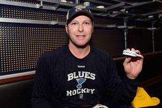 Congrats to #MartinBrodeur of the #StLouisBlues on earning his first #shutout as a Blues player. That increases his #NHL record for total career shutouts to 125. #STLBlues #StLouis #Blues #blueshockey #bluesnation #hockey #hockeylife #hockeygoalie #SpyderSports http://instagram.com/p/xOXPyakQWq/