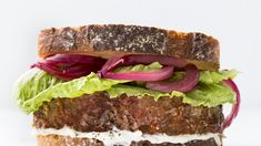 The Perfect Meatloaf Sandwich Recipe - Bon Appetit | Bon Appetit