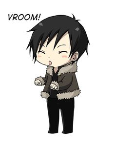 Izaya is cunning and charming but his manipulative nature prevents him from making any genuine or lasting bonds with others. Description from little-devious.deviantart.com. I searched for this on bing.com/images