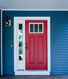 & Red Door   Home   Pinterest   Doors Red and Front doors