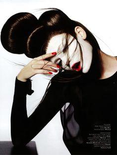 Natasha Poly by Solve Sundsbo, Muse