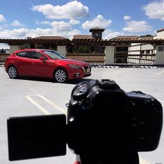 Ready for your close up, Mazda 3, Oak Tree, Close Up, Instagram Posts
