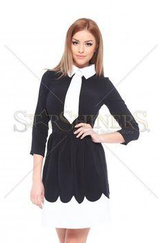 Artista Academician Black Dress