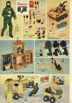 G.I. Joe / Aldens 1972