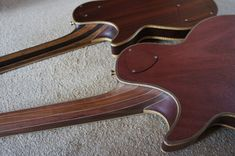 deep set neck tenon - Google Search