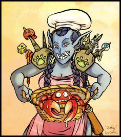 World of Warcraft - festin