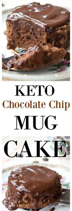 A moist and chocolatey keto mug cake made with coconut flour... Ingredients [ For 4