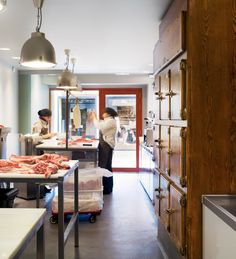 Corella Meat Shop. Sant Cugat.
