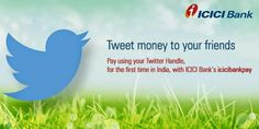 ICICI Tweet Money