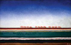 Red Cavalry (Красная конница) , Cavalleria rossa, è un dipinto ad olio sul tela realizzato tra il 1928 ed il 1932 da Kazimir Malevich --- https://ilsassonellostagno.wordpress.com/2016/11/28/kazimir-malevich-cavalleria-rossa-sassi-darte/