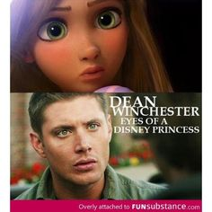 Photo by funsubstance #supernatural #tangled