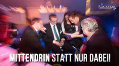 Mittendrin statt nur dabei!  www.MagicRockstar.de