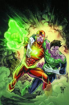 The Flash Annual 02 New 52