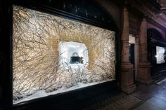 Asprey Christmas windows by Millington Associates, London - Retail Design Blog» visual merchandising