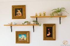 אהבה מקיר לקיר Floating Shelves, Ceramics, Design, Home Decor, Art, Ceramica, Art Background, Pottery, Decoration Home