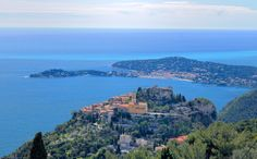 Outstanding #property built in stone in Cap #Ferrat with superb panoramic view