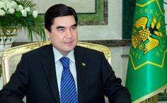 Türkmenistanyň Prezidenti Gurbanguly Berdimuhamedowa Mähirli Gutlaglar