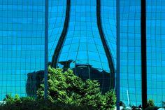 Pregnant building by Claude Charbonneau on Glass Building, Fair Grounds, Architecture, Fun, Photos, Travel, Arquitetura, Pictures, Viajes