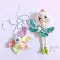 FairyIris done by pattern buyer. Beautiful works.
